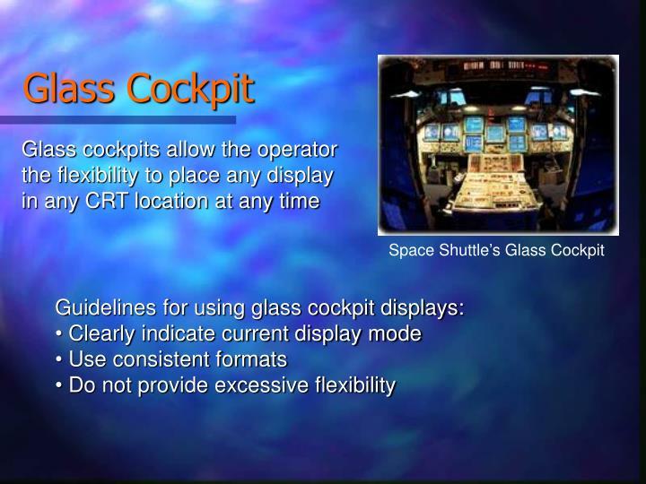 Glass Cockpit