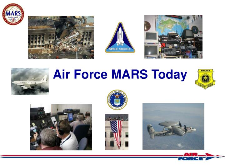 Air Force MARS Today