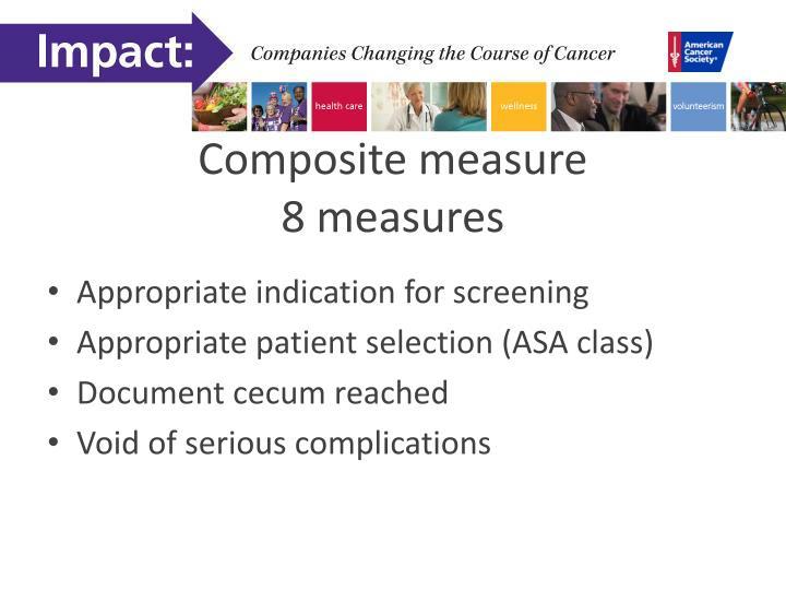 Composite measure