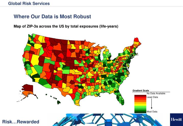 Where Our Data is Most Robust