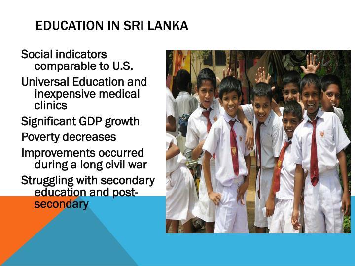 Education in Sri Lanka