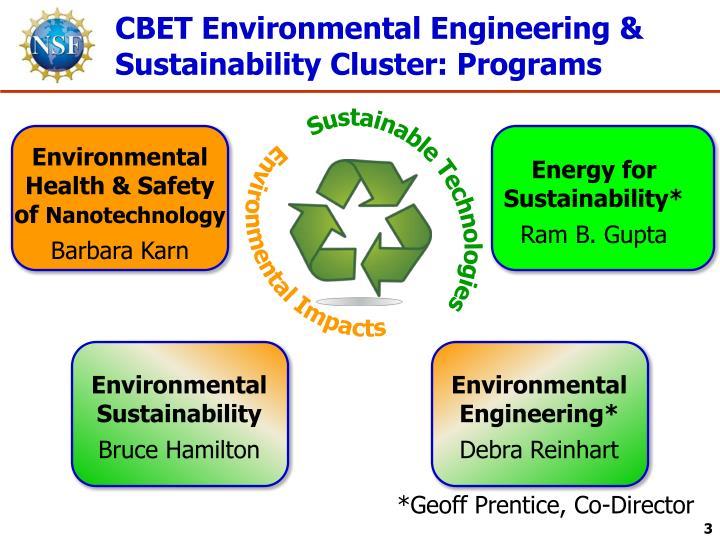CBET Environmental Engineering &