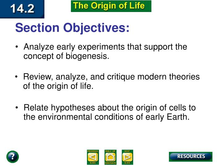 14 2 section objectives page 380 n.