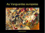 as vanguardas europeias3