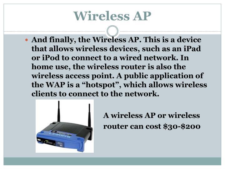 Wireless AP