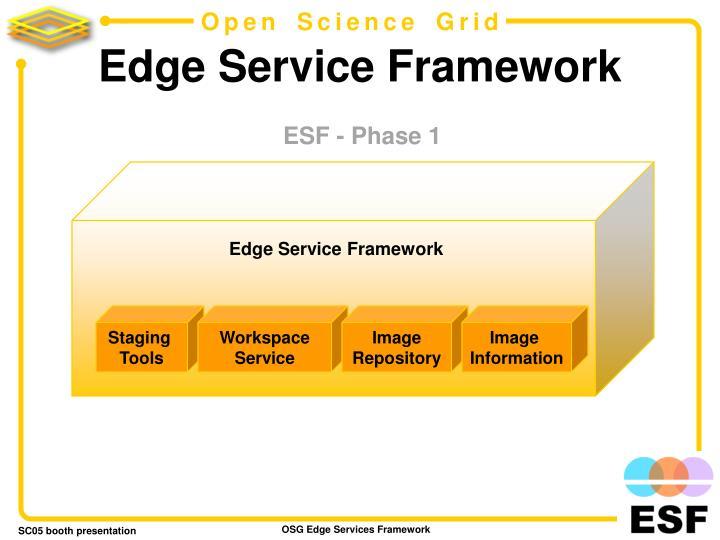 Edge Service Framework