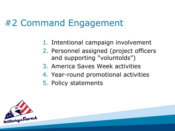 #2 Command Engagement