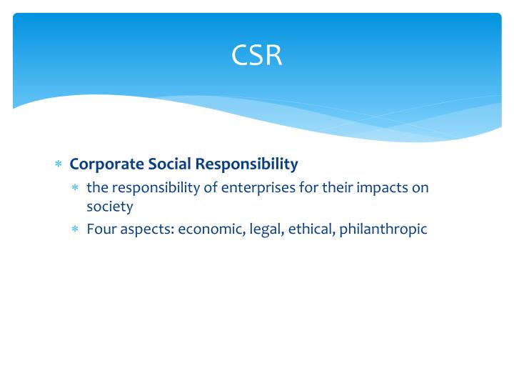 apple inc social responsibility