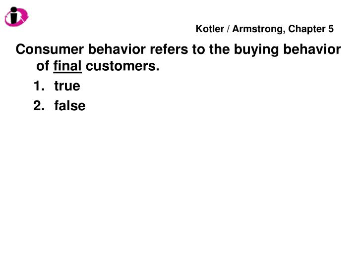 kotler 4th chapter Chap 01, multiple choice questions for principles of marketing by philip kotler & gary armstrong.