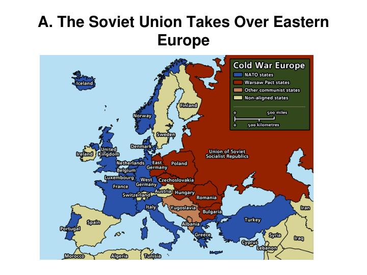 the soviet union and eastern europe In international politics the soviet union was very strong and seemed only to be   million people who were living in the soviet union and eastern europe were.