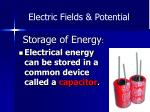 electric fields potential12