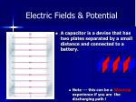 electric fields potential13