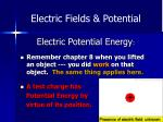 electric fields potential9