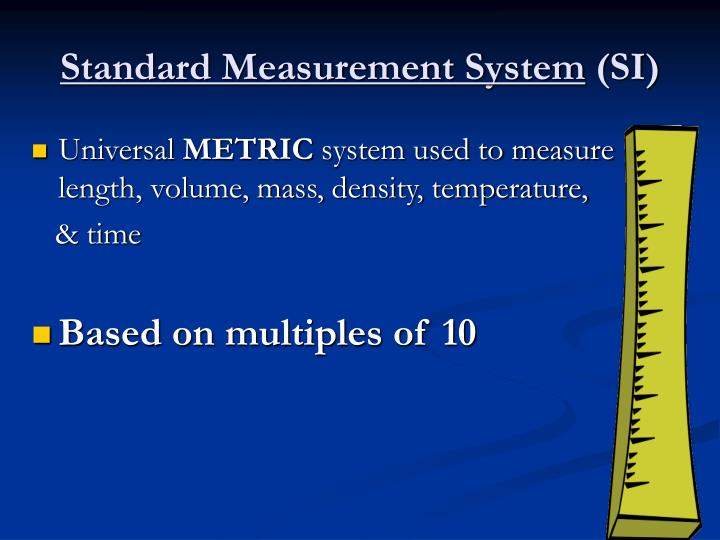 measurement of length mass volume and density essay