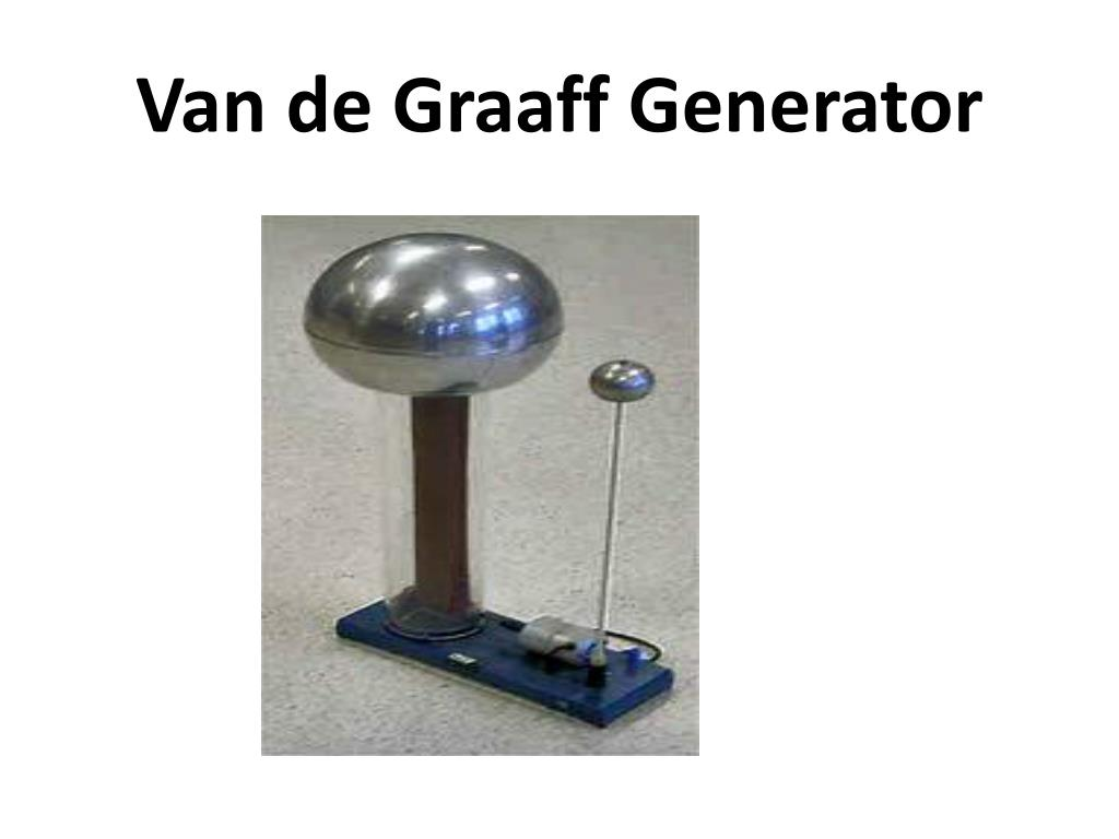 Ppt Van De Graaff Generator Powerpoint Presentation Id3143172 Parts Diagram N