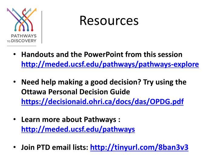 PPT - PATHWAYS EXPLORE: PowerPoint Presentation - ID:3143268