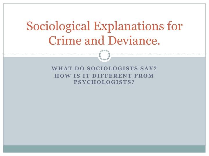 assess sociological explanations for the increasing Bangladesh e-journal of sociology volume 3, number 1, january 2006 globalisation and crime  theory of globalisation is that an increasing degree of integration among societies plays a crucial role in most types of social changes 22 crime unlike globalisation, which can be theorised, crime cannot be theorised except by theorising the.