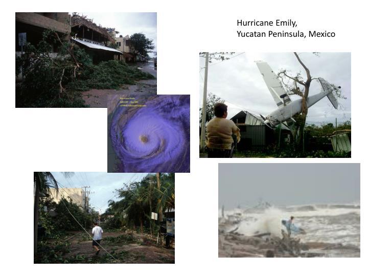 Hurricane Emily,