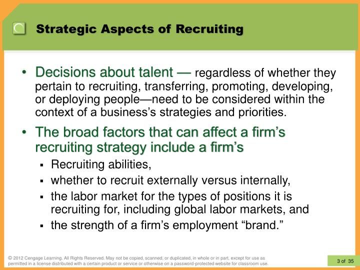 expanding the talent pool recruitment and careers The 6 best recruiting tools you should be  allows you to tap into the talent pool that you've  and trends in talent acquisition, recruitment.
