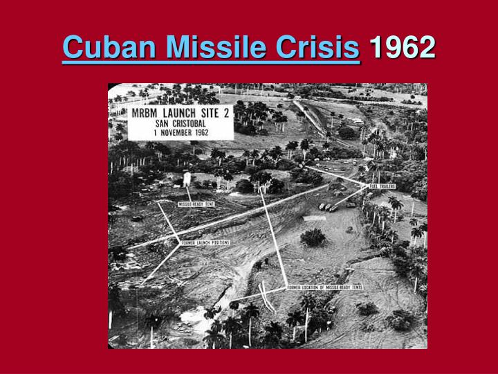 1962 cuban missile crisis ends meet