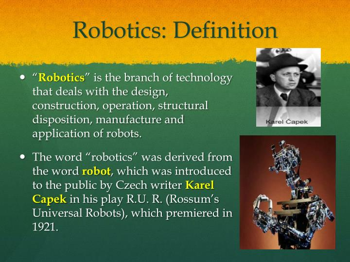 Ppt Robot 1 History Of Robots Powerpoint Presentation Id 3145563