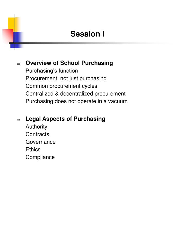 legal authority of purchasing agent (d) county purchasing agent shall purchase all supplies, materials, and equipment required or used, by the county or a subdivision, officer, or employee of the countya person other than the county purchasing agent may not make the purchase of the supplies.