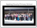 appling county primary school