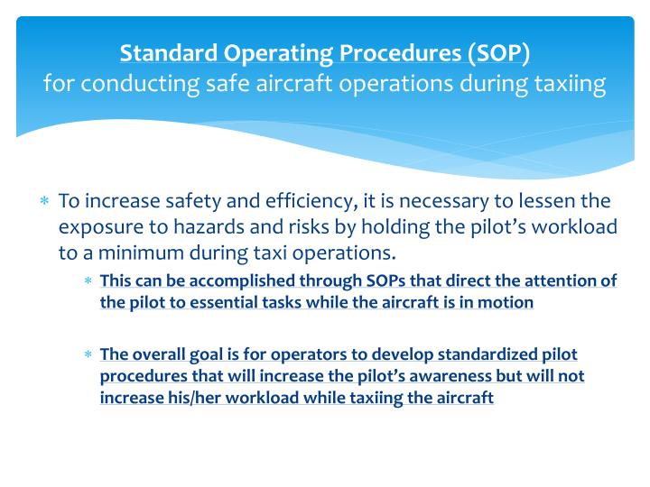 sop for aerospace
