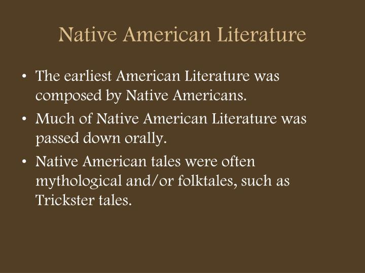 a comparison of early american literary texts Smith is a complex and contested figure, and his deeds and writings have stimulated a steady flow of commentary from historians, literary critics, cultural studies scholars, filmmakers, poets, and novelists.
