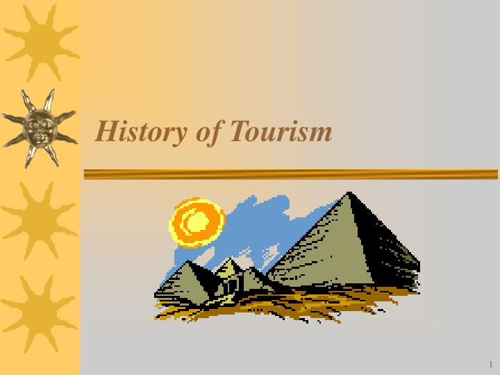 history of tourism essays Below is an essay on tourism in thailand from anti essays, your source for research papers, essays, and term paper examples thailand has become well know around the world for its many tourist attractions.
