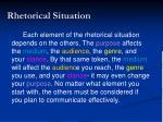 rhetorical situation2