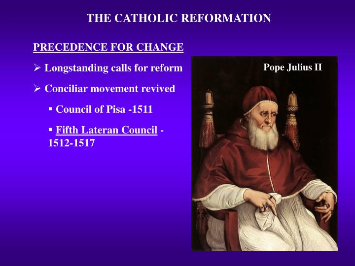 catholic reform