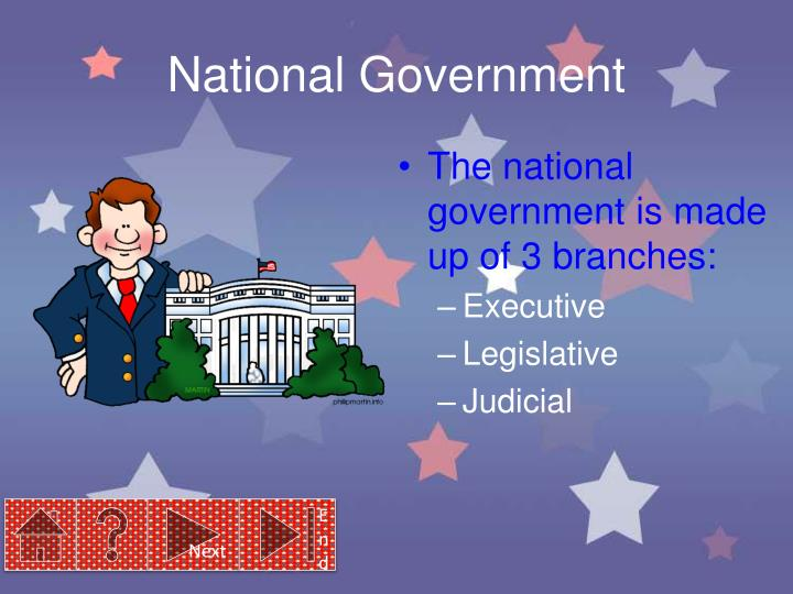 National Government