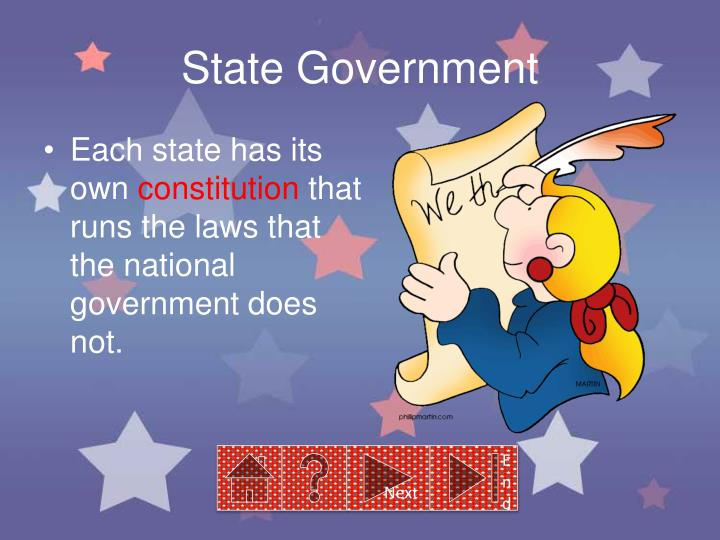 State Government
