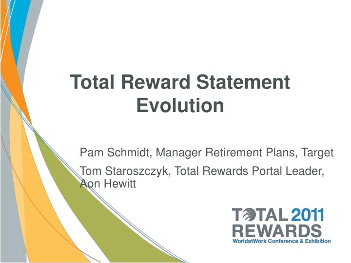total reward statement evolution n.