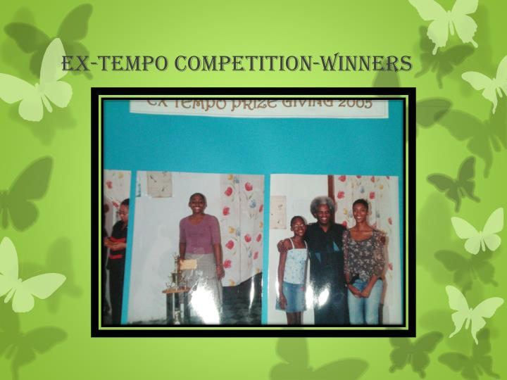 EX-TEMPO