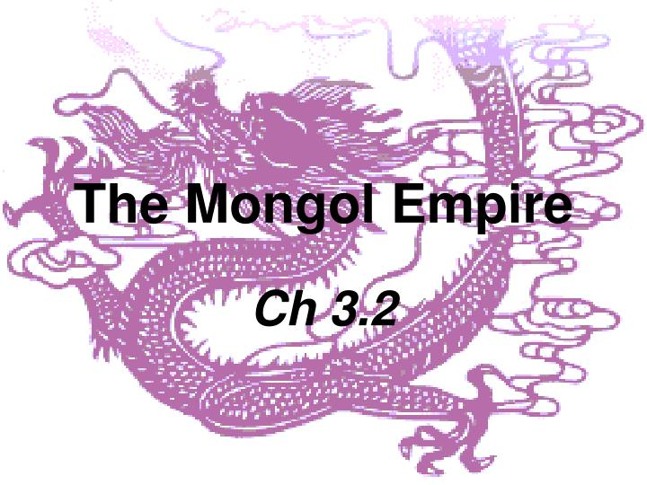 the mongols how barbaric were the Widespread as it has been, this view is so contrary to the facts as it could possibly be the mongols in the era of chingis khan were no primitive barbarians.