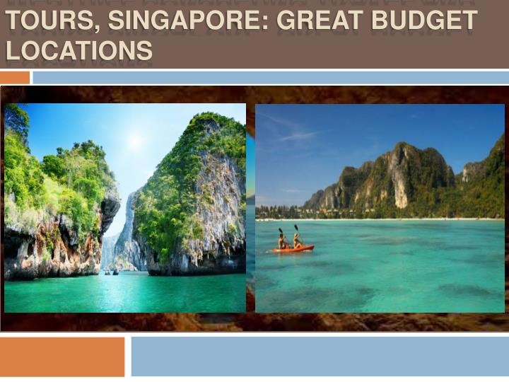 westhill consulting travel and tours singapore great budget locations n.