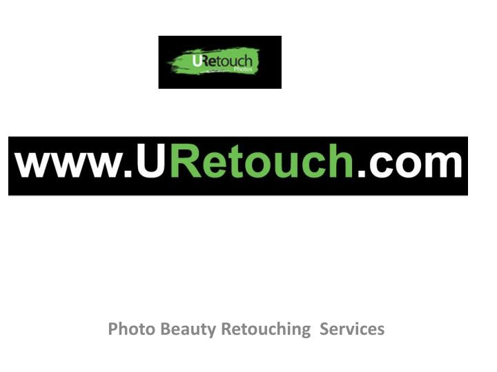 photo beauty retouching services n.