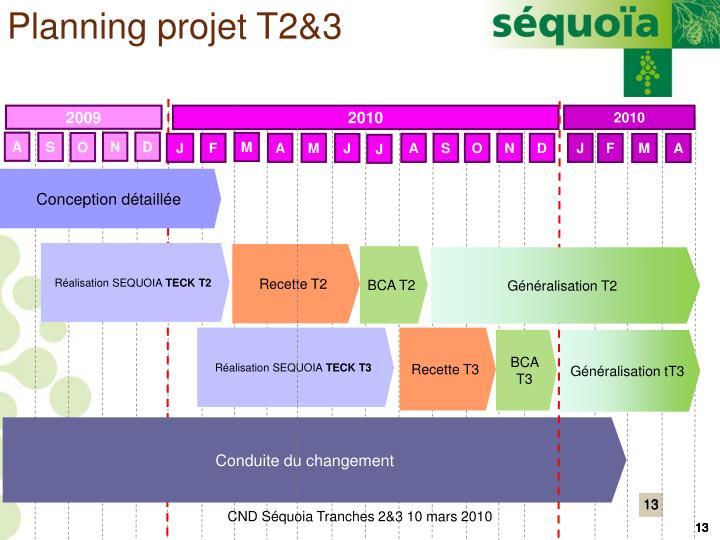 Planning projet T2&3