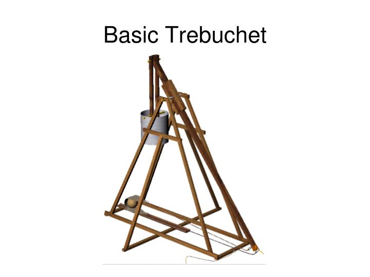 Basic Trebuchet