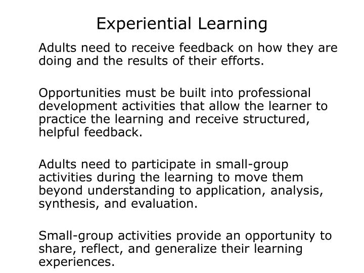 Experiential Learning
