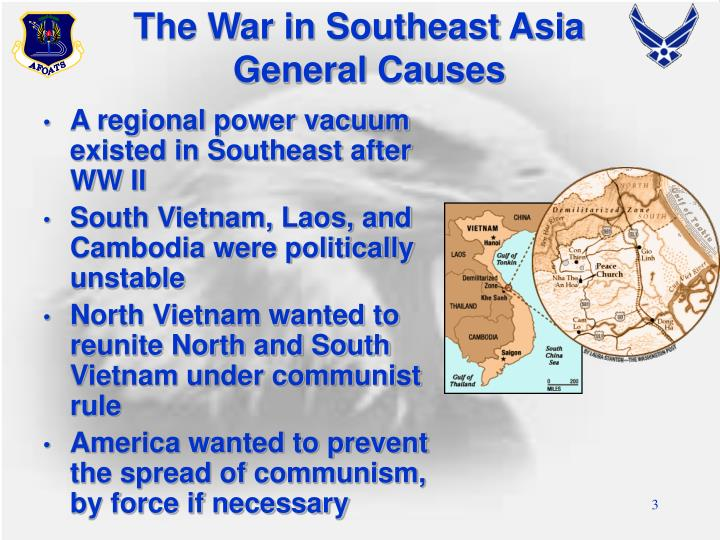 The War in Southeast Asia
