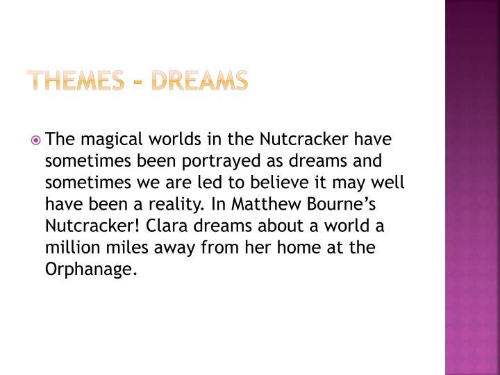 Themes - dreams