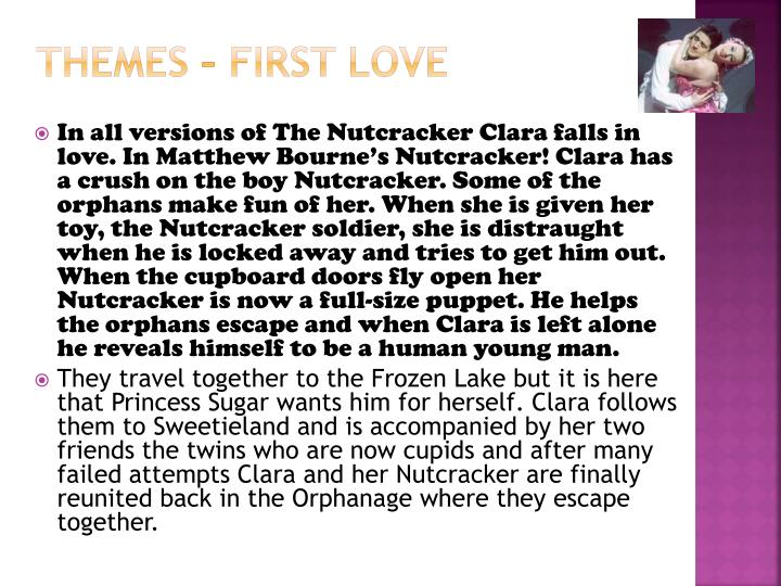 Themes – first love
