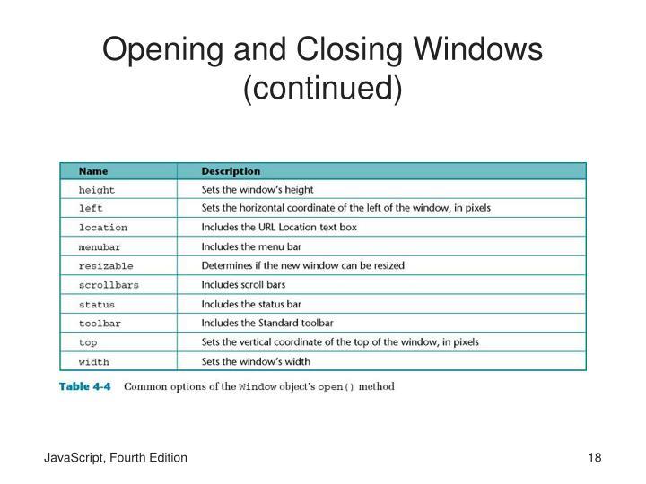 PPT - JavaScript, Fourth Edition PowerPoint Presentation - ID:3151232