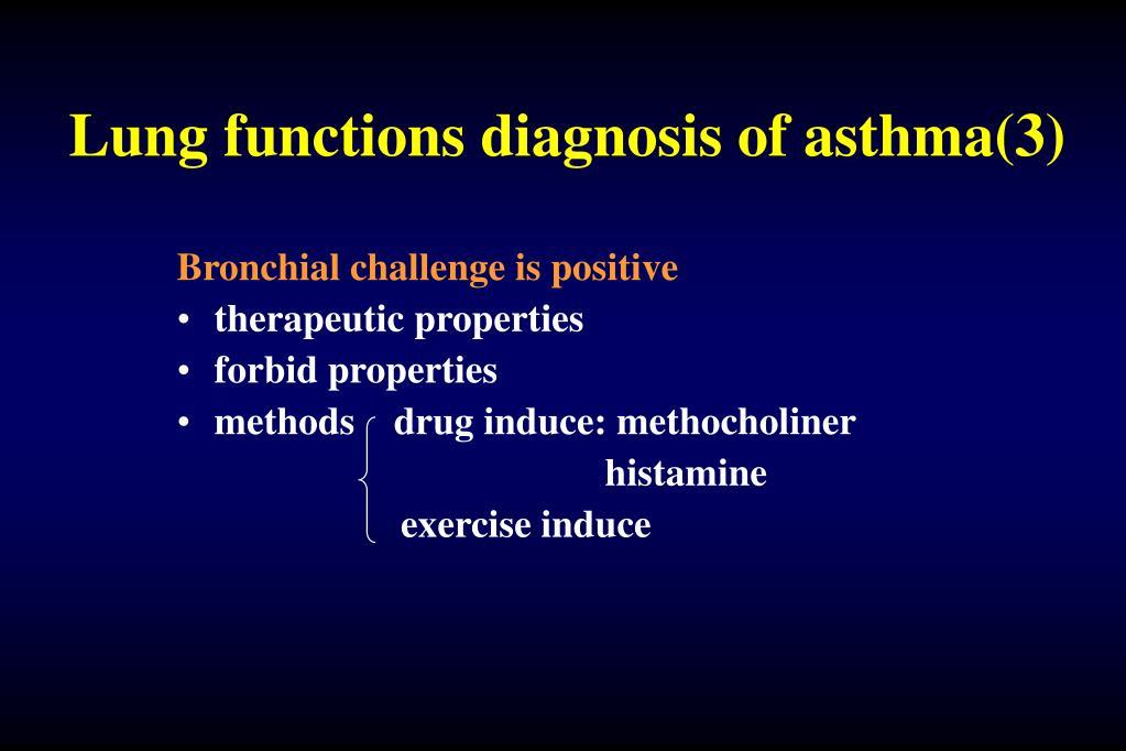 PPT - Bronchial asthma PowerPoint Presentation, free ...
