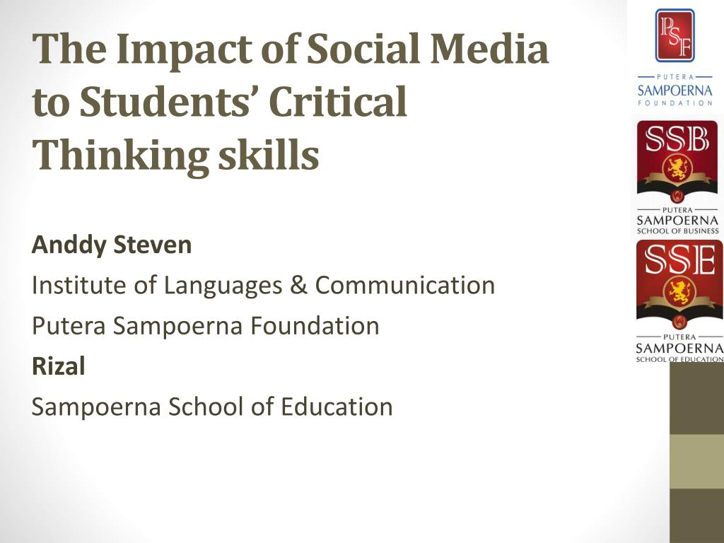 impact of media on students