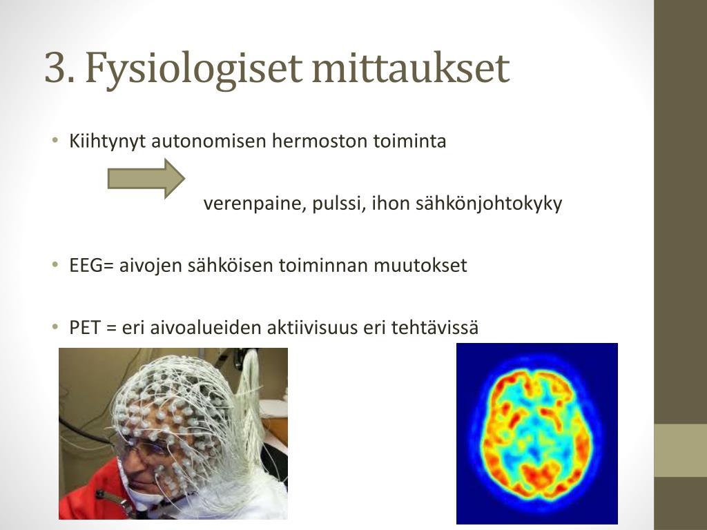 Fysiologiset Mittaukset