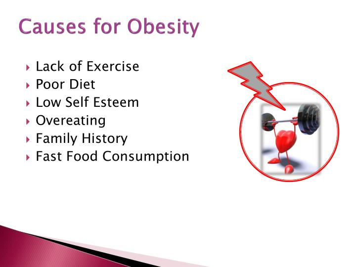 causes and efects of obesity essay Causes and effects of obesity obesity is a long-term complex condition which has become a worry for many people in our culture nowadays and it is important to obtain and realizing of what obesity is according to wlardlow (journal of the hela, 2000, vol 7.